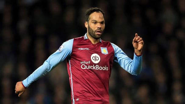 Joleon Lescott came under fire last week after a Twitter post angered fans following Aston Villa's 6-0 defeat to Liverpool