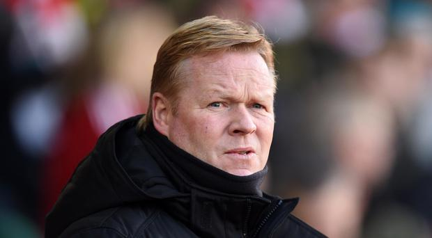Southampton boss Ronald Koeman, pictured, credits Guus Hiddink with bringing stability to Chelsea