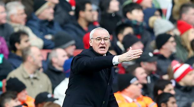 Manager Claudio Ranieri has guided Leicester to the top of the Barclays Premier League.