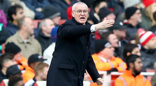Claudio Ranieri's Leicester have lost just three games in the Premier League this season