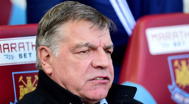 Sam Allardyce returns to Upton Park on Saturday trying to save Sunderland from relegation