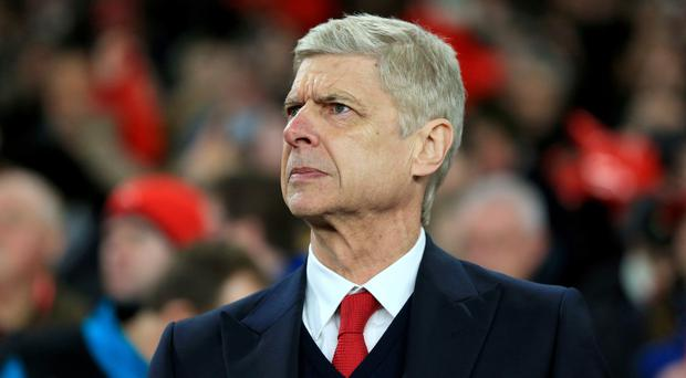 Arsene Wenger's Arsenal side have failed to score in their last two matches