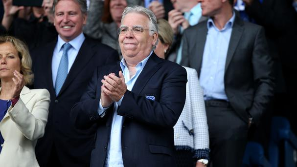 Everton chairman Bill Kenwright has hailed new majority shareholder Farhad Moshiri as a