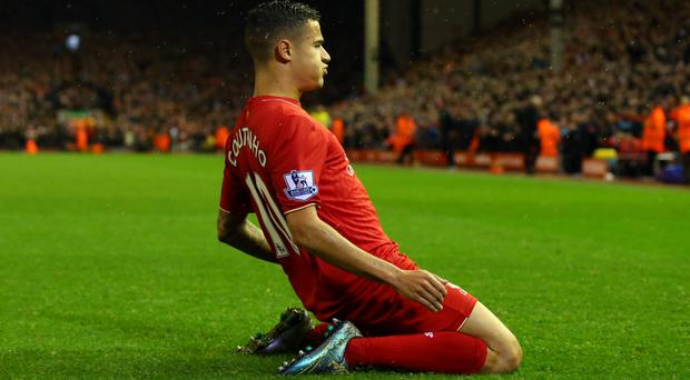 Coutinho: 'We work for each other'. Photo: Getty