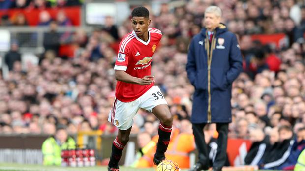 Marcus Rashford's arrival has given Manchester United fans something to cheer