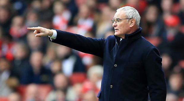 Claudio Ranieri was happy with the 'fantastic' performance from Leicester despite the draw