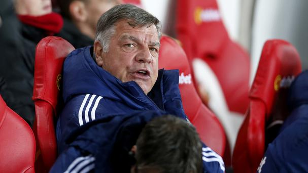 Sam Allardyce says Sunderland must get a result at Southampton after failing to beat Crystal Palace