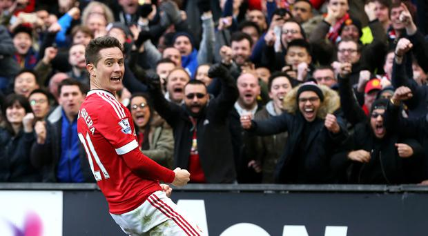 Ander Herrera has high hopes for Manchester United