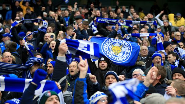 Leicester City fans are daring to dream of Premier League glory