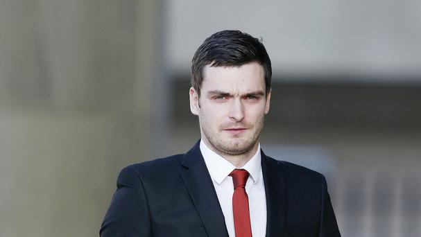 The PFA has condemned the behaviour of Adam Johnson