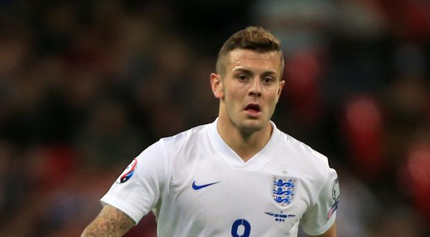 Midfielder Jack Wilshere could go to the European Championships despite not yet playing for Arsenal this season.