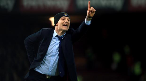 Slaven Bilic admits a Champions League berth is within West Ham's sights