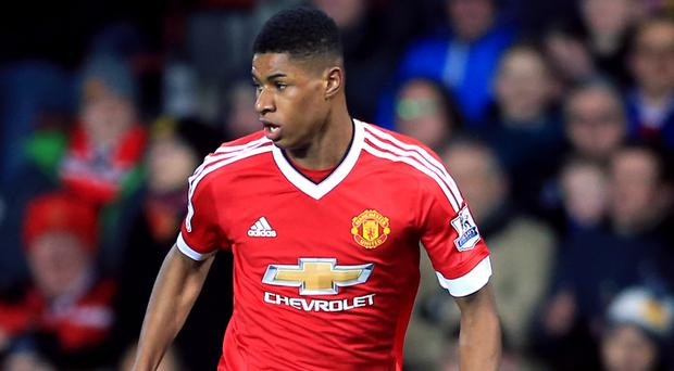 Marcus Rashford has burst on to the scene at Old Trafford