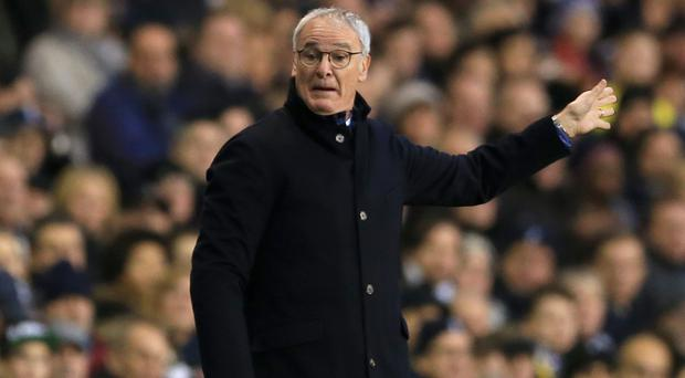 Claudio Ranieri uses unorthodox methods to keep his Leicester players focused