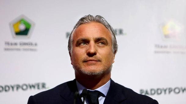 David Ginola played for Newcastle from 1995 to 1997