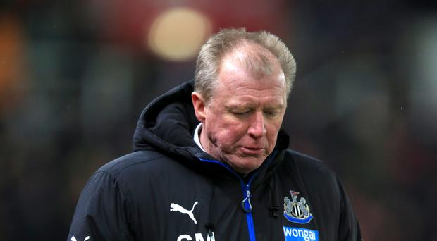 Newcastle United head coach Steve McClaren desperately needs a victory over Bournemouth on Saturday