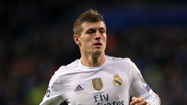 Manchester United plan new move for Real Madrid's Toni Kroos
