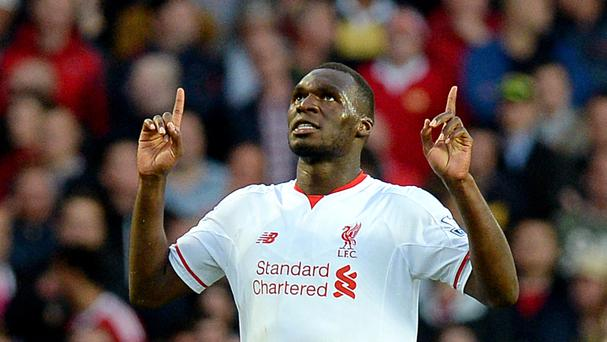 £32.5million striker Christian Benteke is still a bit-part player at Liverpool.