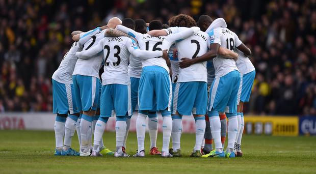Newcastle's players are united behind manager Steve McClaren