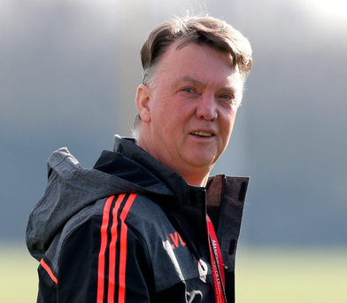 Louis van Gaal's side have done well to climb back into contention for fourth place