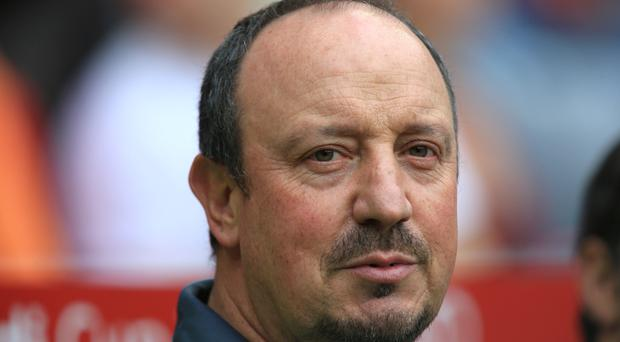 Rafael Benitez is being increasingly linked with a move to Newcastle