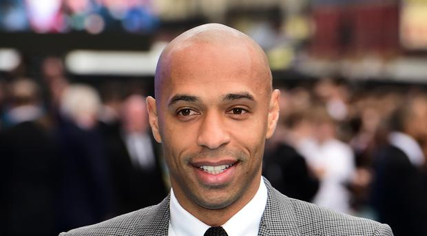 Former Arsenal striker Thierry Henry is taking steps towards becoming a manager