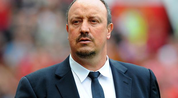 Rafael Benitez is the new manager of Newcastle