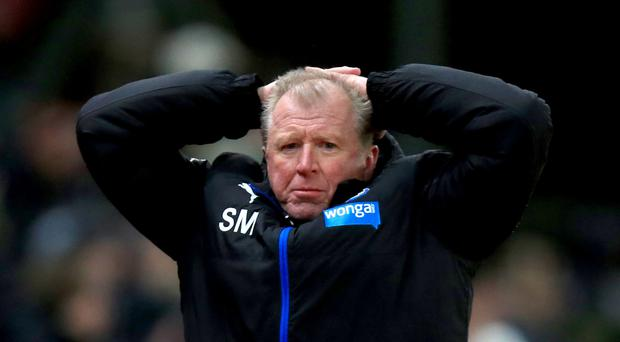Steve McClaren saw his Newcastle side lose 16 times in the Premier League this season
