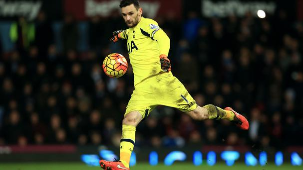 Hugo Lloris is not worried about Tottenham's form