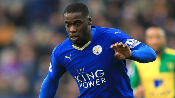 Jeff Schlupp has scored once in 19 games for Barclays Premier League leaders Leicester