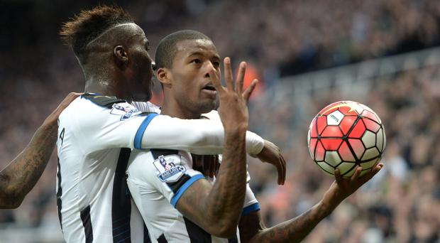 Newcastle will need a repeat of their win over Norwich, when Georginio Wijnaldum scored four goals