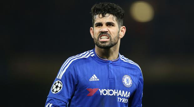 Chelsea's Diego Costa is at the centre of a new disciplinary storm