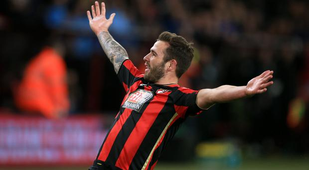 Steve Cook has his sights set on a top-half finish with Bournemouth