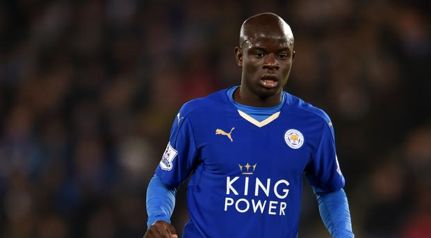 N'Golo Kante was superb for Leicester