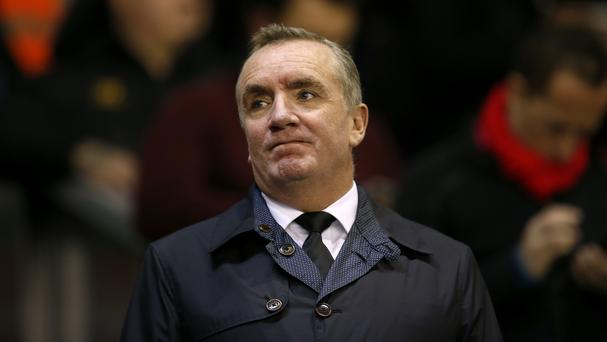 Ian Ayre is stepping down as Liverpool chief executive