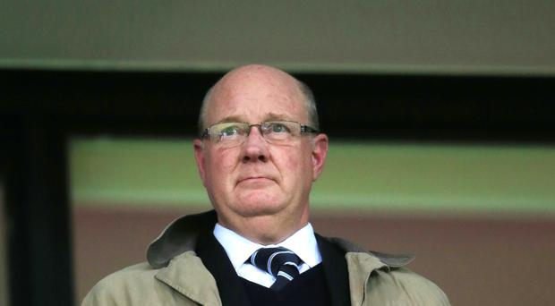 Aston Villa chairman Steve Hollis has been conducting a review at the club.