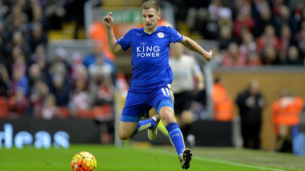 Leicester's Marc Albrighton impressed again in the Foxes' 1-0 win over Newcastle on Monday