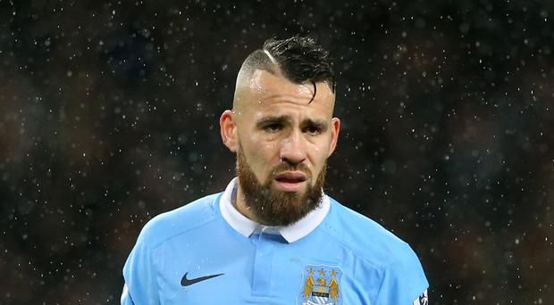 Manchester City defender Nicolas Otamendi hopes to make a quick return from injury