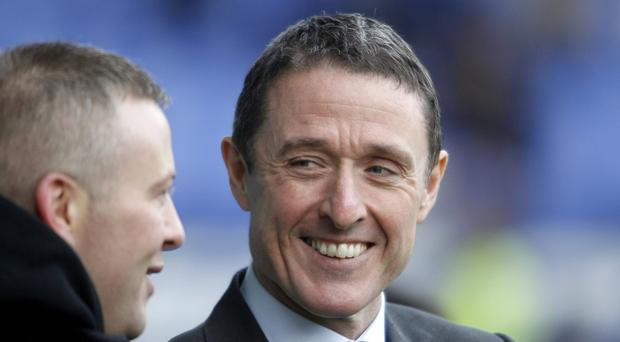 Everton chief executive Robert Elstone has joined the club's board of directors