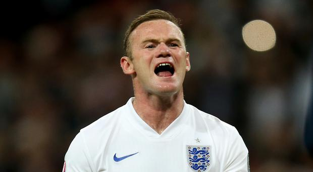 Wayne Rooney is England's all-time leading goalscorer