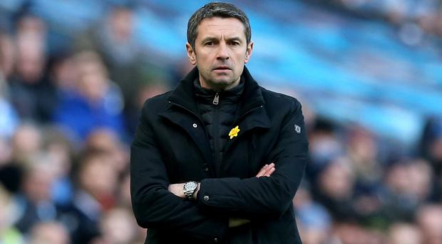 Remi Garde has so far not been able to turn around Aston Villa's fortunes since his November arrival