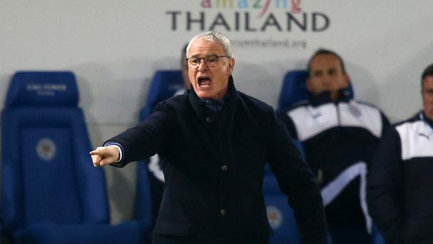 Leicester manager Claudio Ranieri signed a three-year deal when he joined the club last summer.