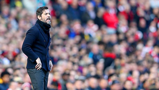 Watford manager Quique Sanchez Flores wants to emulate Stoke's success