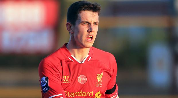 Liverpool's Jordan Williams is being investigated by the club