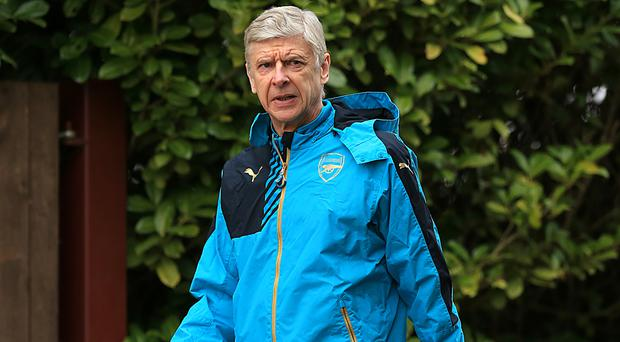 Arsene Wenger's Arsenal side travel to Goodison Park to face Everton on Saturday lunchtime