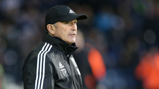 West Brom boss Tony Pulis joined the club in January 2015, five months after he left Crystal Palace