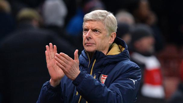 Arsene Wenger refused to blame Arsenal's form on a packed fixture list.