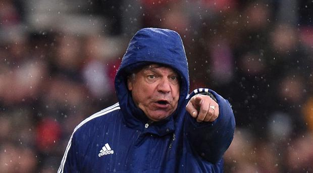 Sunderland manager Sam Allardyce has warned his players they will have to deal with the derby pressure