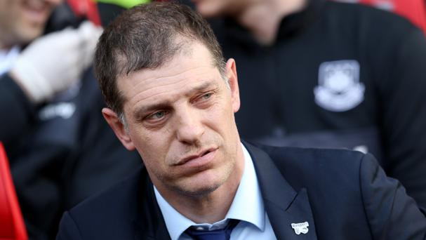 West Ham boss Slaven Bilic said conceding a late equaliser was 'gutting'