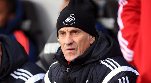 Head coach Francesco Guidolin hailed Swansea's win over Aston Villa as possibly their biggest of the season